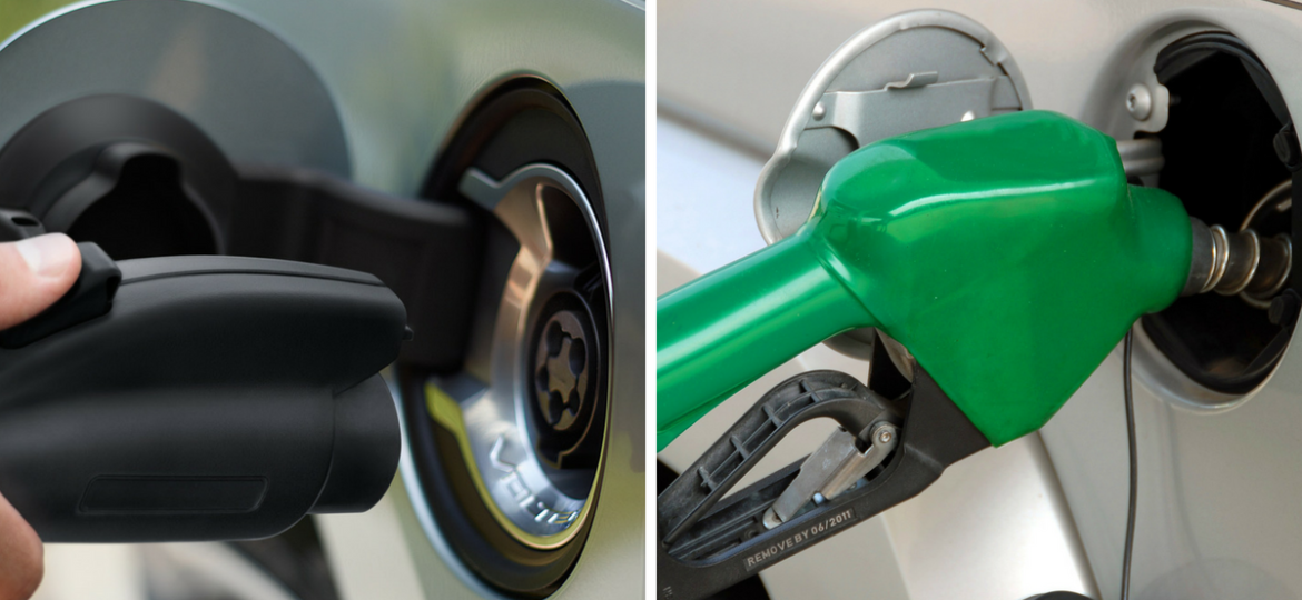 Cost Benefit Analysis Electric Car Vs Gasoline